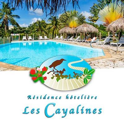 Résidence les Cayalines partenaire Autorent Location martinique