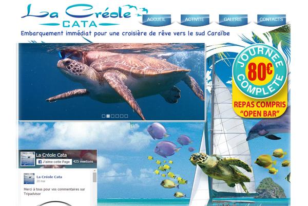 Creole cata