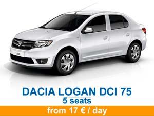 Dacia logan dci en 2021