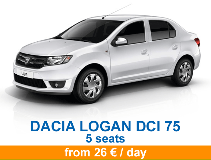 Dacia logan dci en 3