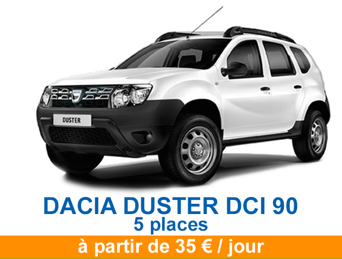 Duster price banner