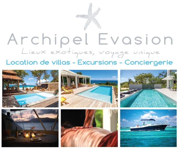 Logo archipel evasion