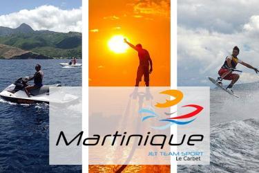 Martinique jet team partenaire autorent location voiture