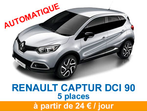 Renault capture dci90 2021