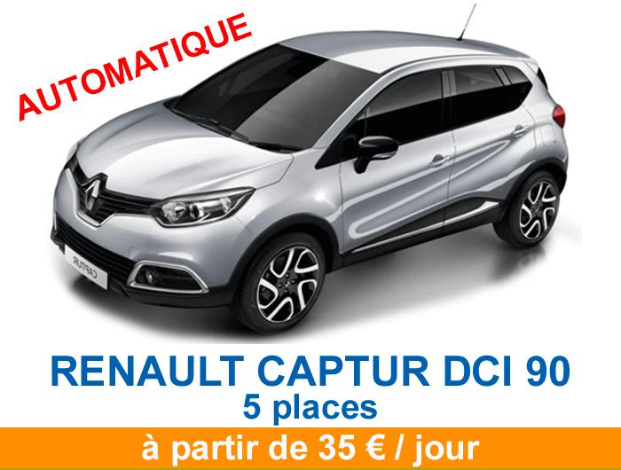 Renault capture dci90 bva 2