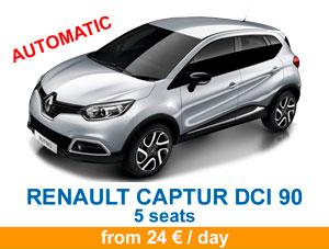 Renault capture dci90 en 2019