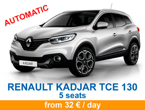 Renault kadjar en 2019