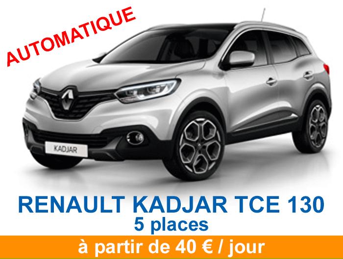 Renault kadjar tce 133