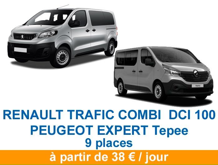 Renault trafic peugeot tepee v2018 fr
